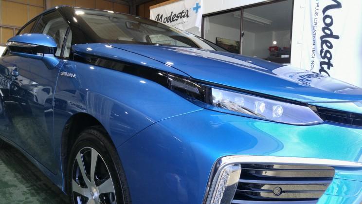 817b44b2719bb 未来のミライ | 名古屋市の出張洗車・格安コーティング・ミガックスNB